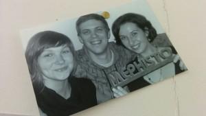 Die mephisto-Chefredaktion im Sommersemester 2209